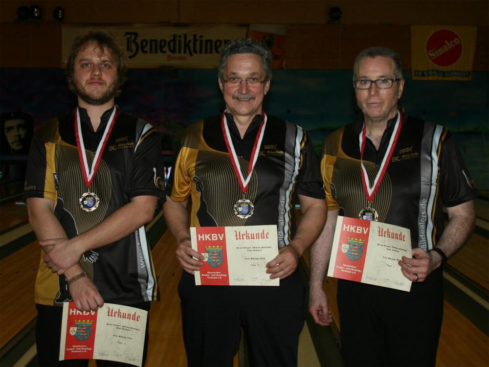 Hessenmeister Trio