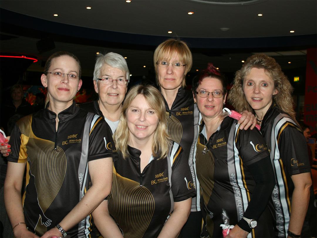 Team Damen 1 wurde Meister in der Hessenliga
