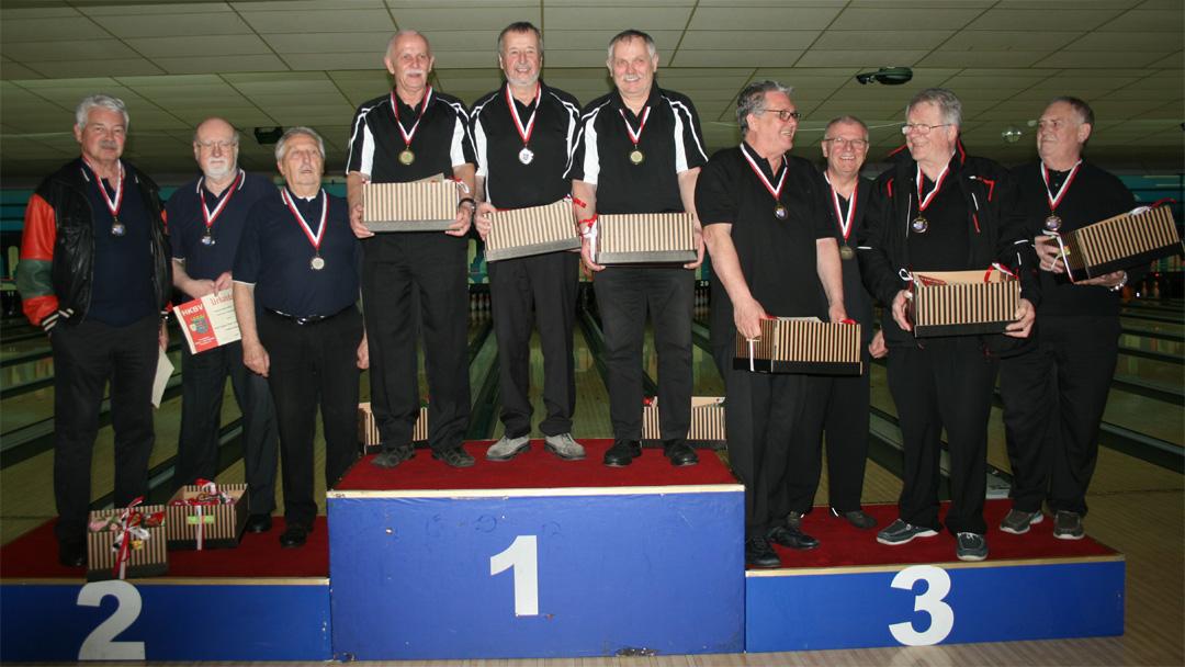 Platz 1-3 Seniorentrios C