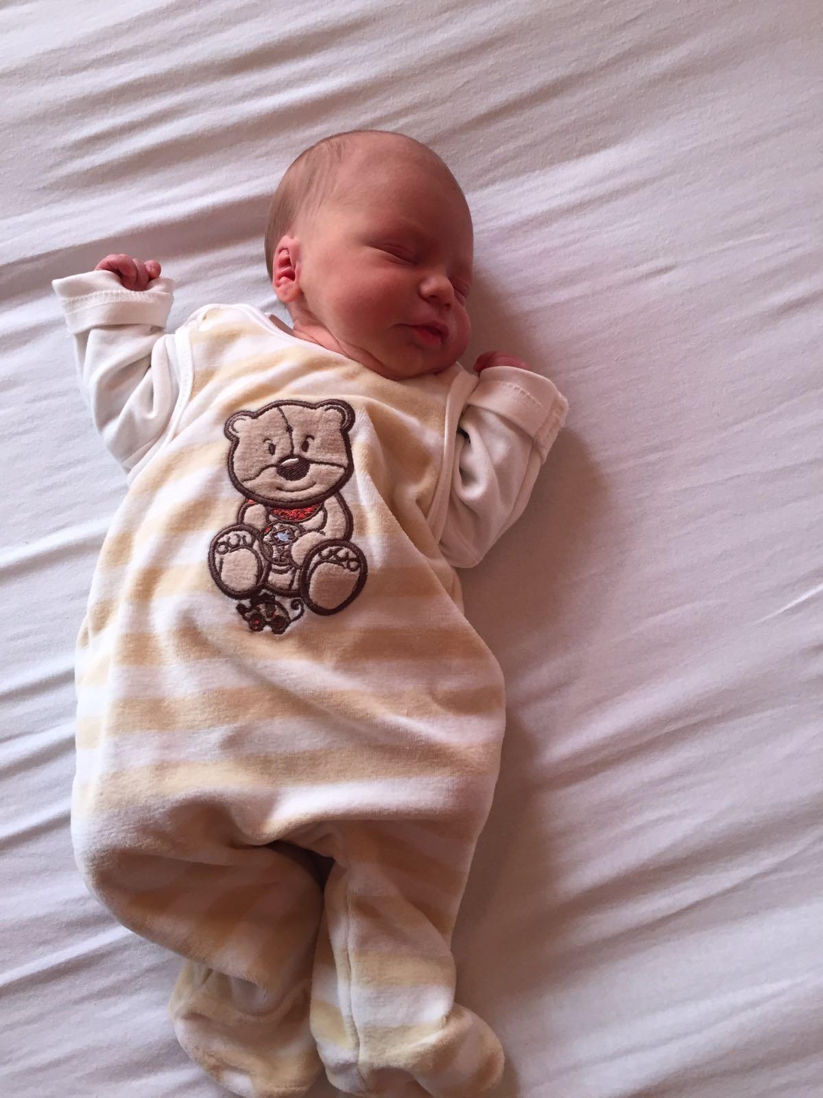 Vincent Elias Duske - am 01.03.17 geboren