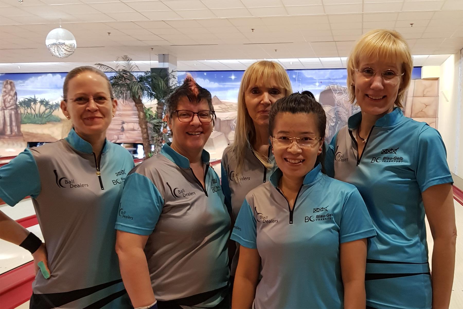 Team Damen 1
